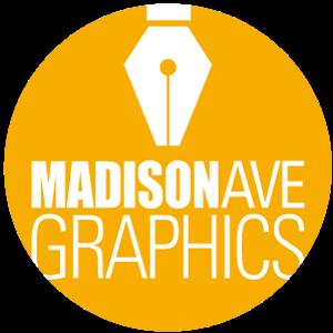 Madison Ave Graphics Logo