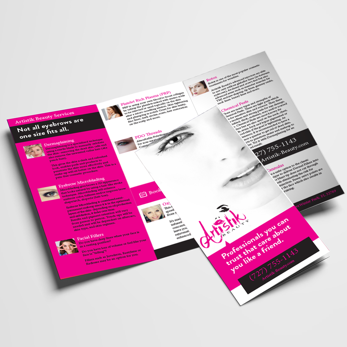 graphic design Brochure Design