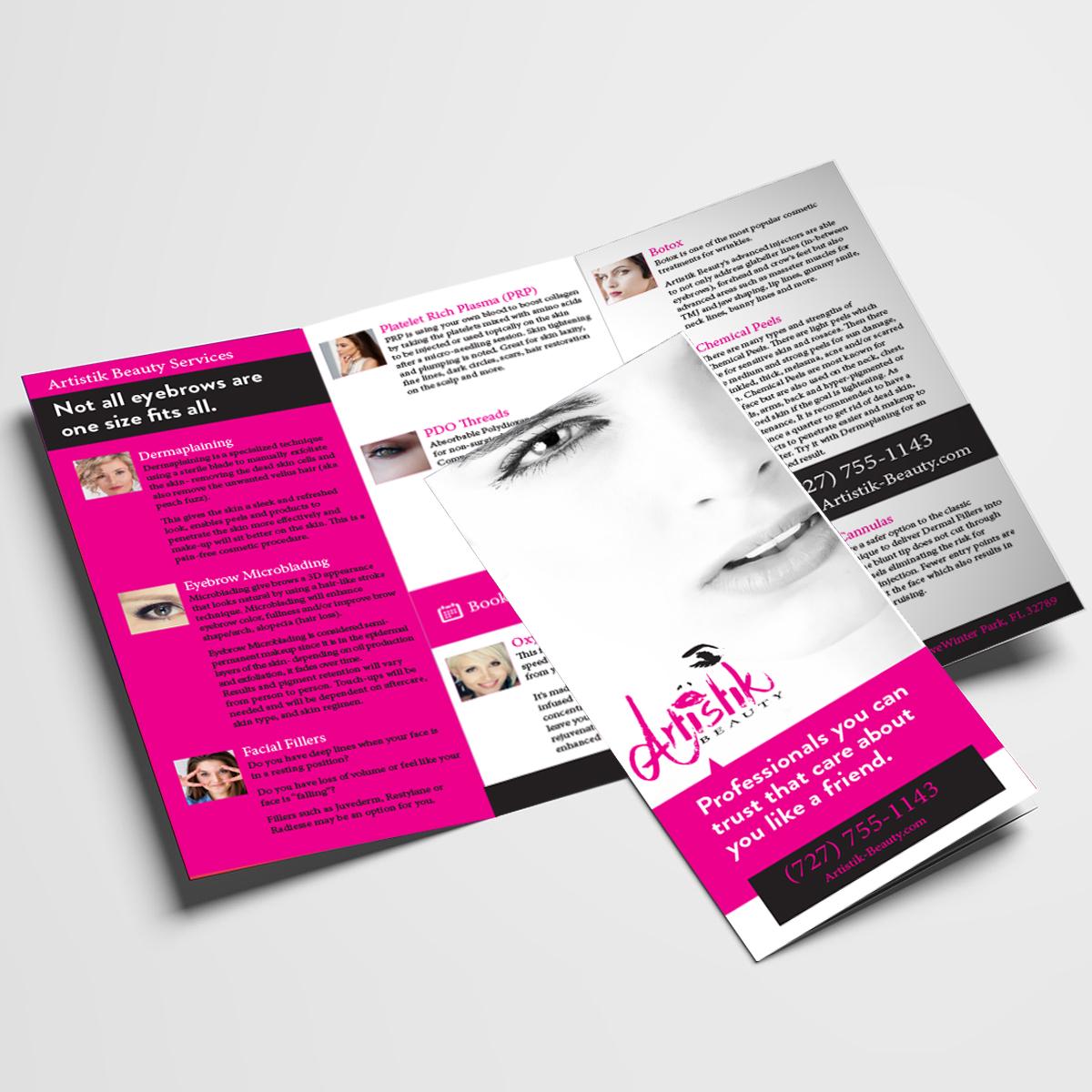 graphic design Brochure Design