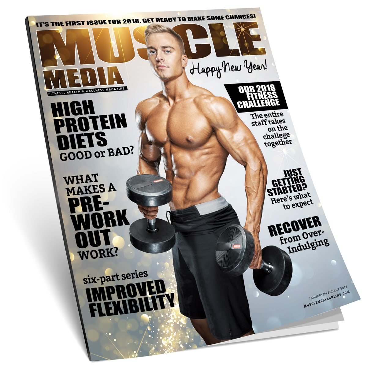 madison ave graphics magazine design